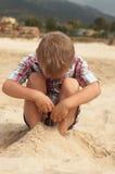 Giochi della sabbia Immagine Stock Libera da Diritti