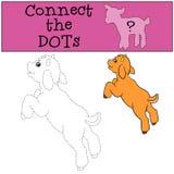 Giochi educativi per i bambini: Colleghi i punti royalty illustrazione gratis