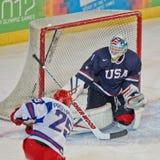 Giochi Olimpici 2012 della gioventù Fotografie Stock