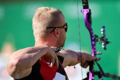 Giochi olimpici Rio 2016 Fotografia Stock Libera da Diritti