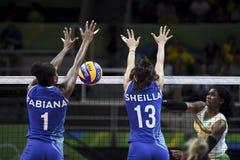 Giochi olimpici Rio 201 Immagini Stock Libere da Diritti