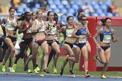 Giochi olimpici Rio 2016 Fotografie Stock Libere da Diritti