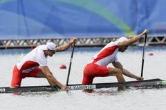 Giochi olimpici Rio 2016 Fotografia Stock