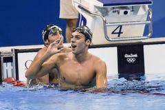 Giochi olimpici Rio 2016 Fotografie Stock