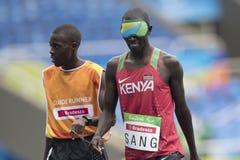 Giochi paralimpici Rio 2016 Immagini Stock Libere da Diritti