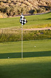 Giochiamo il golf Fotografie Stock