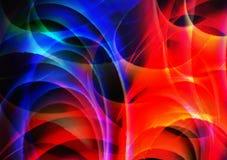 Gioco caldo e freddo colorato Immagine Stock Libera da Diritti