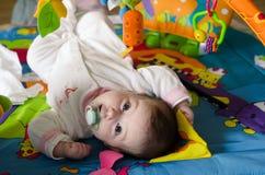 Gioco del bambino Fotografia Stock Libera da Diritti
