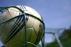 Gioco del calcio #1 Fotografie Stock