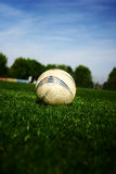 Gioco del calcio #25 Fotografie Stock Libere da Diritti