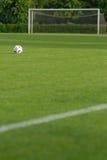 Gioco del calcio fotografie stock libere da diritti