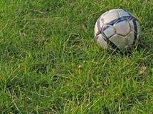 Gioco del calcio. Immagine Stock