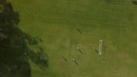 Gioco del calcio casuale video d archivio