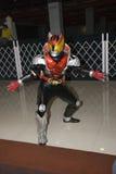 Gioco del costume di Cosplay fotografie stock libere da diritti