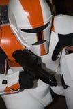 Gioco del costume di Cosplay immagini stock libere da diritti