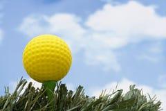 Gioco del golf Immagine Stock Libera da Diritti