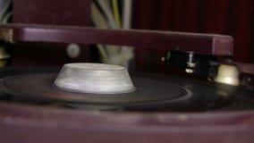 Gioco del jukebox stock footage