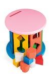 Gioco del selezionatore di puzzle dei bambini Immagini Stock Libere da Diritti