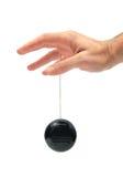 Gioco del yo-yo Fotografia Stock