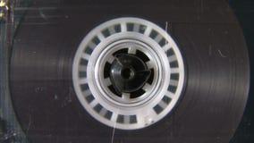 Gioco della bobina dell'audio cassetta archivi video