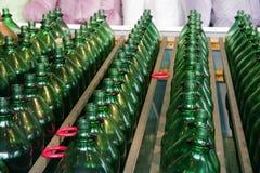 Gioco della bottiglia immagine stock libera da diritti