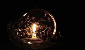 Gioco della lampadina immagini stock