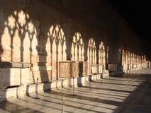 Gioco delle ombre Fotografia Stock