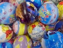 Gioco delle palle Fotografia Stock