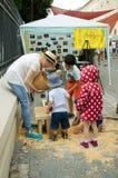 Gioco di Childs fotografie stock