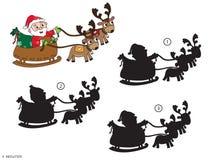 Gioco di Natale Fotografia Stock