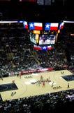 Gioco di NBA Fotografie Stock