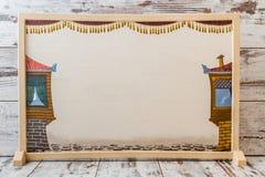 Gioco di ombra turco tradizionale Fotografia Stock