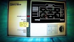 Gioco di Pacman archivi video