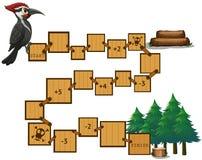 Gioco di puzzle Fotografia Stock