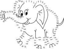 Gioco di puzzle per i bambini illustrazione vettoriale
