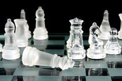 Gioco di scacchi Fotografie Stock
