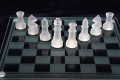 Gioco di scacchi Fotografie Stock Libere da Diritti