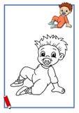 Gioco, piccolo ballerino 1 Fotografie Stock Libere da Diritti