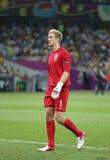 Gioco Quarto-finale Inghilterra v Italia dell'EURO 2012 dell'UEFA immagine stock