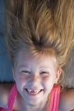 Gioia dei bambini Fotografie Stock