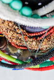Gioielli casalinghi della perla - immagine di riserva Immagini Stock