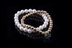 Gioielli del braccialetto Immagini Stock