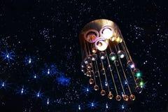 Gioielli in universo Fotografie Stock