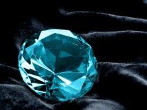Gioiello del Aquamarine Fotografie Stock