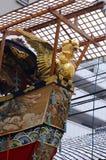 Gion festiwalu ` s pławik, Kyoto Japonia obraz royalty free