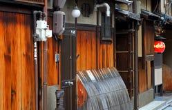 Gion, Kyoto, Giappone immagine stock libera da diritti