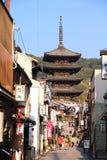 Gion, Kyoto Royalty Free Stock Photography