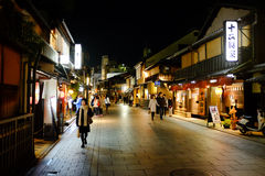 Gion Stock Image