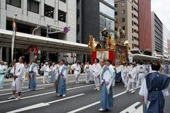 Gion Matsuri节日2 库存图片