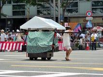 Gion Matsuri Imagens de Stock Royalty Free